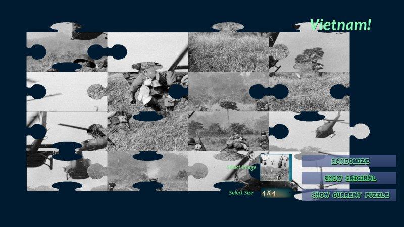 Vietnam War PuZZles截图第1张