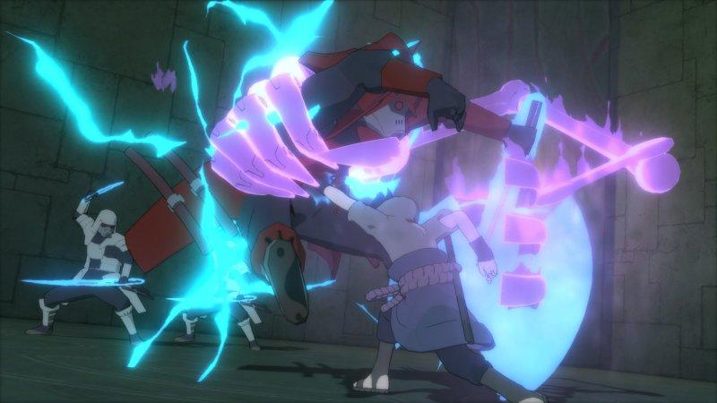 火影忍者:究极忍者风暴三部曲截图第3张