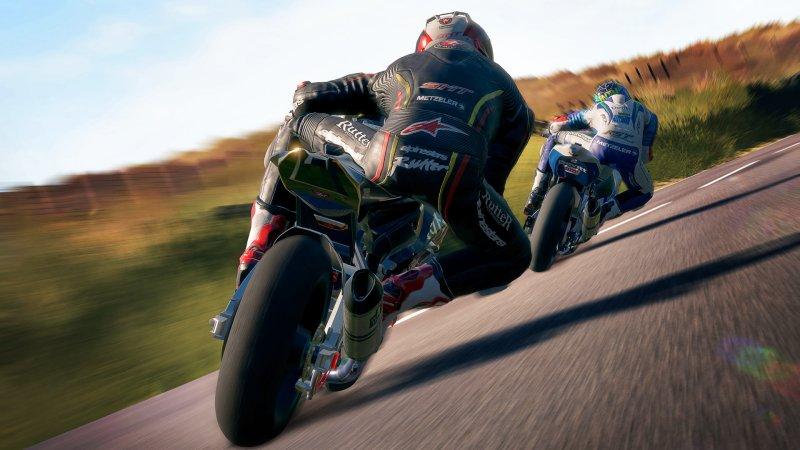 曼岛摩托车赛截图第3张
