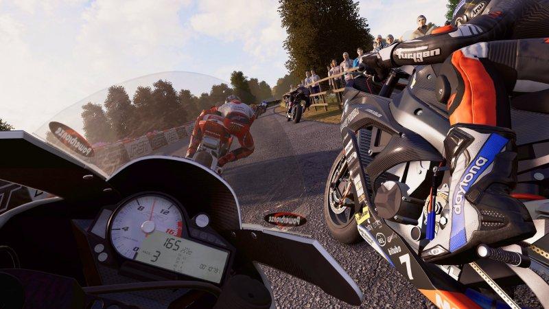 曼岛摩托车赛截图第15张