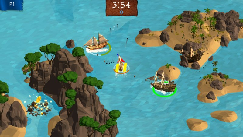Pirates: All Aboard!截图第4张