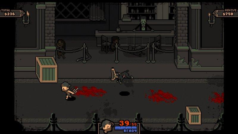 赤红之街:恶魔的挑战 豪华版截图第4张