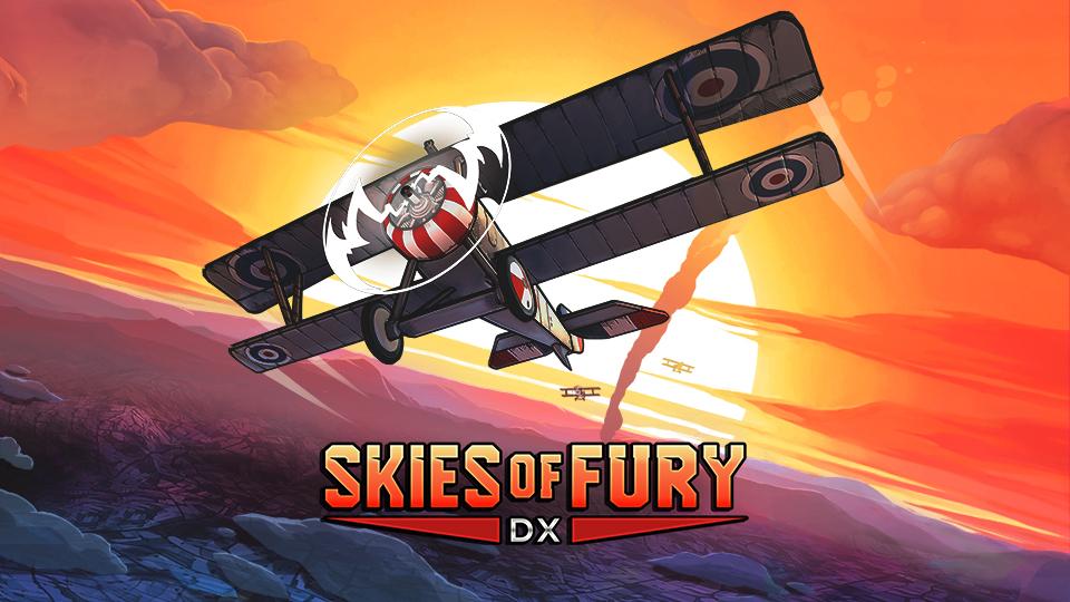天空之怒DX