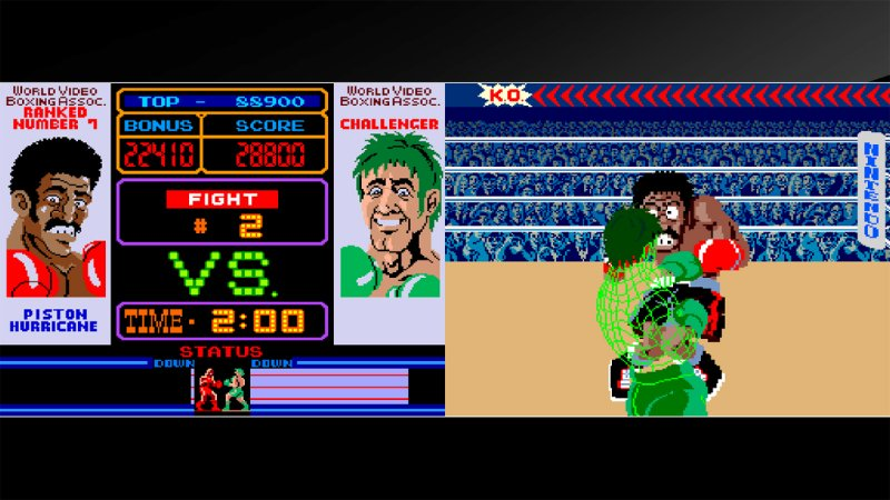 Arcade Archives Punch-Out!!截图第4张