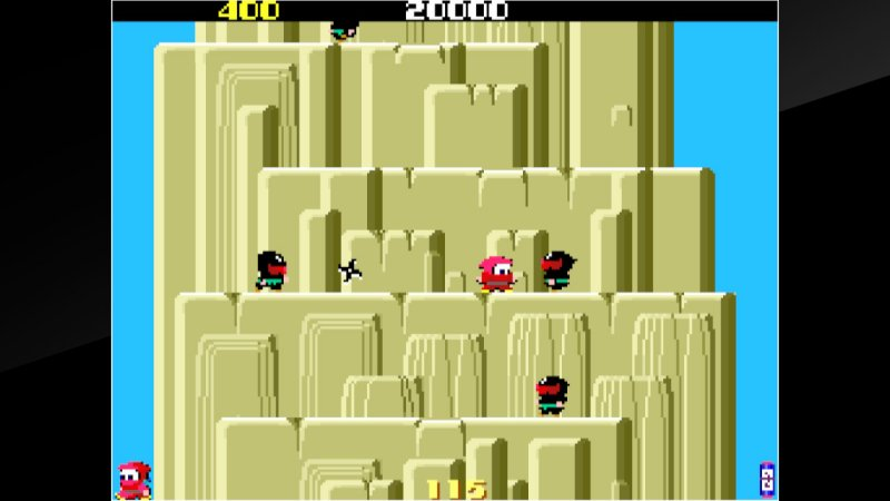 Arcade Archives Ninja-Kid截图第4张