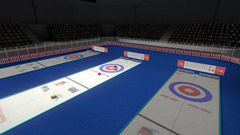 冰壶世界杯截图第4张