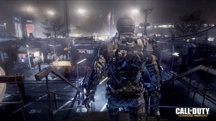 使命召唤:高级战争截图第2张