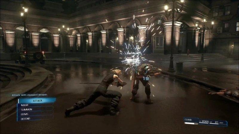最终幻想7 重制版截图第4张