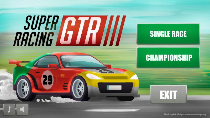 Super GTR Racing截图第1张