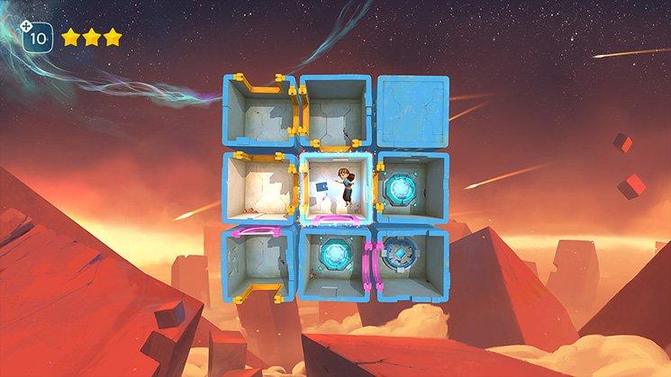 迷宫穿越截图第1张