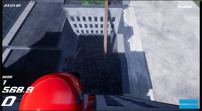 3D越野摩托车游戏截图第2张