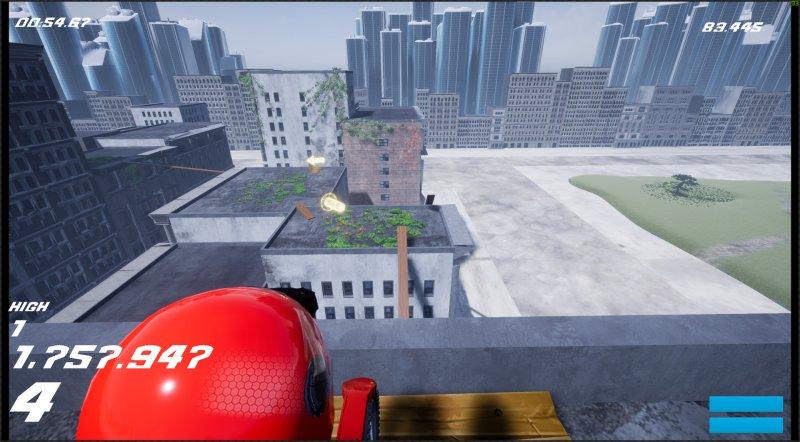 3D越野摩托车游戏截图第4张