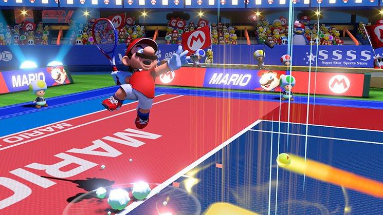 马里奥网球ACE截图第2张