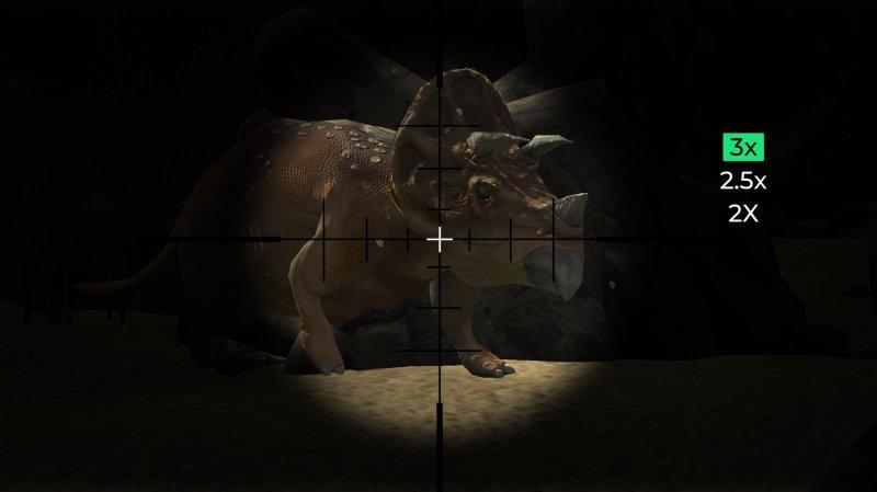 侏罗纪狩猎截图第4张