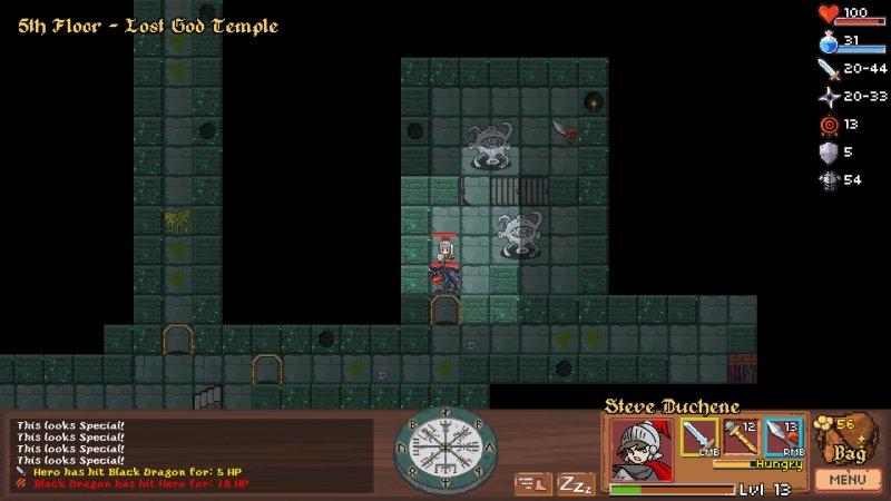 Paper Dungeons Crawler截图第4张