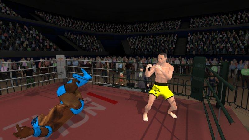 无规则摔跤截图第2张