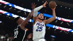 NBA 2K19截图