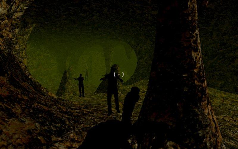 吓人的迷宫游戏截图第3张