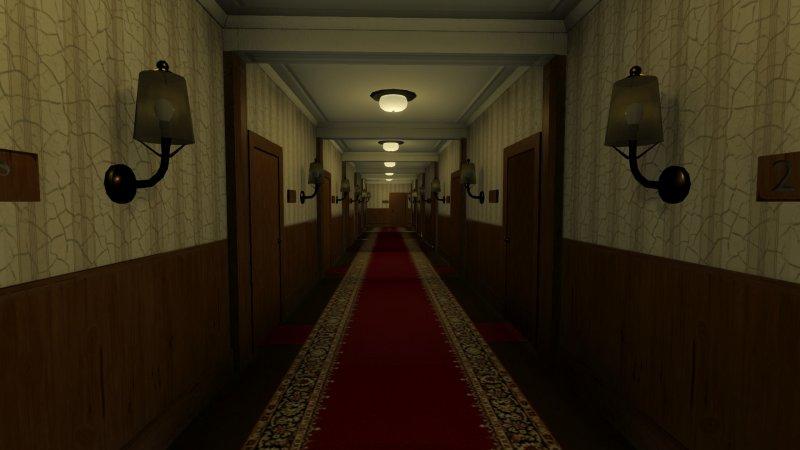 闪灵酒店:迷失在无处截图第3张