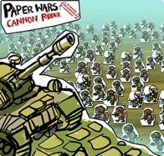 纸片战争摧毁炮灰