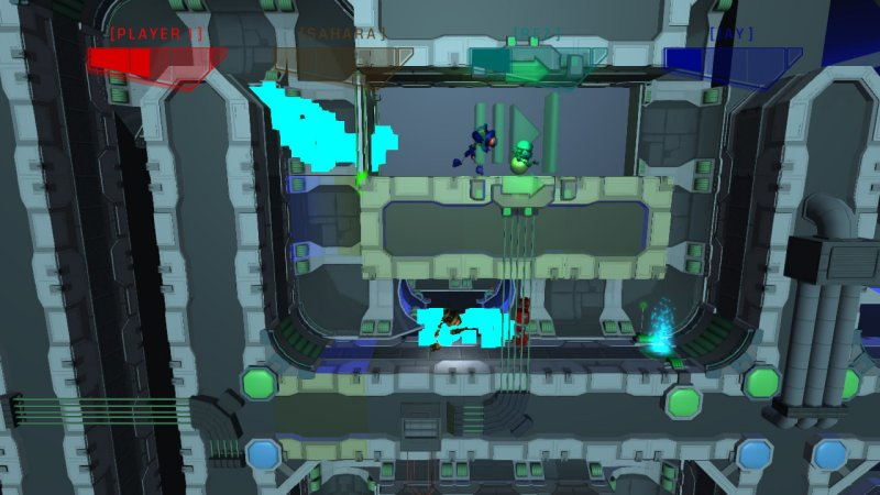 Jolt Family Robot Racer截图第1张