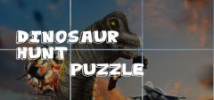 Dinosaur Hunt Puzzle