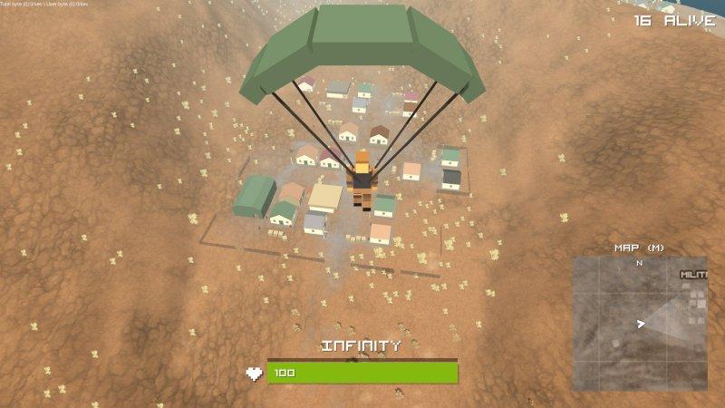SurvivalZ Battlegrounds截图第2张