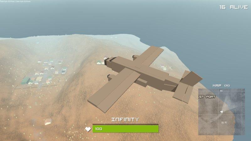 SurvivalZ Battlegrounds截图第1张