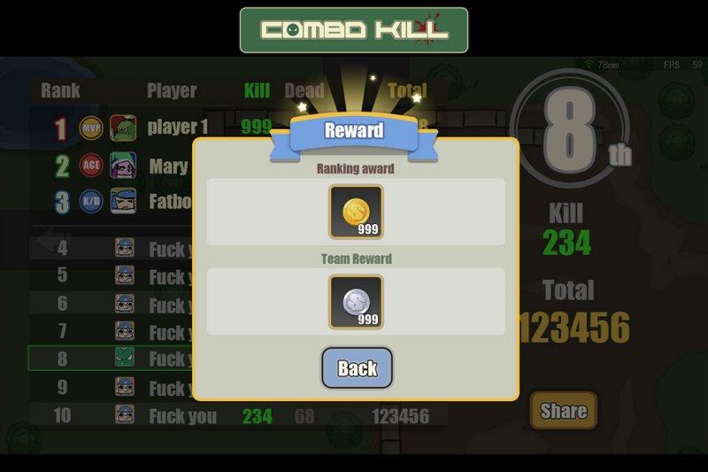 Combo Kill截图第3张