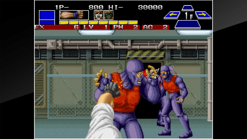 ACA NEOGEO THE SUPER SPY截图第2张
