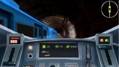 列车模拟:伦敦地铁截图