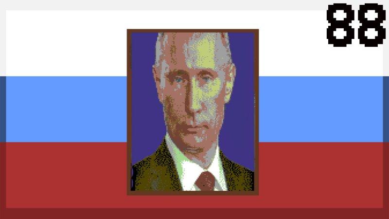 Vatnik Simulator - A Russian Patriot Game截图第5张