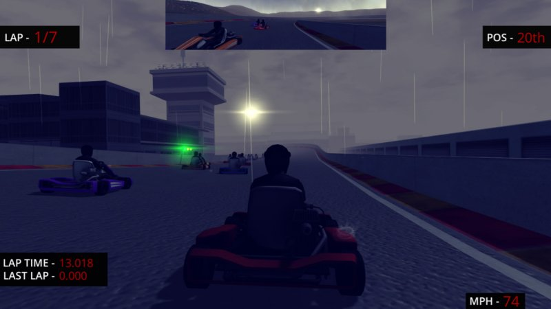 小型赛车比赛截图第6张