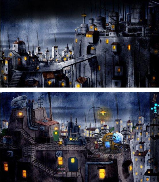 雨城截图第9张