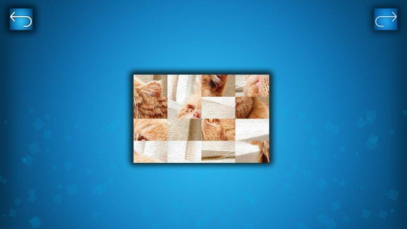 猫狗拼图截图第2张
