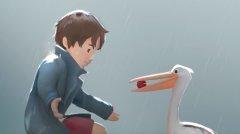 男孩与鹈鹕截图