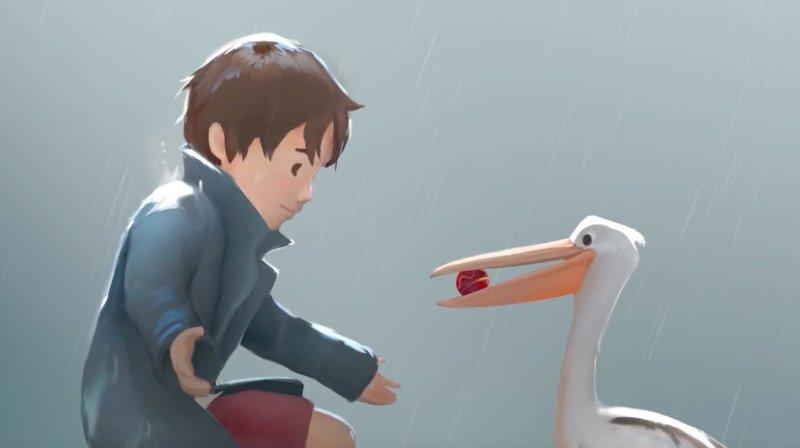 男孩与鹈鹕截图第7张