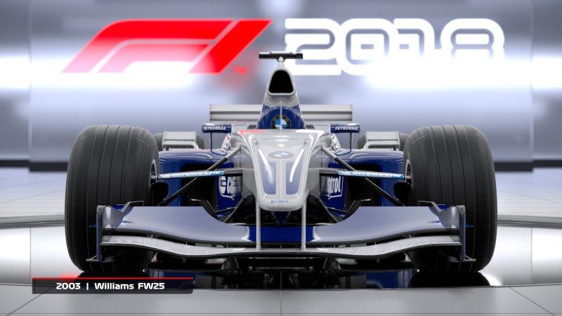 F1 2018截图第1张