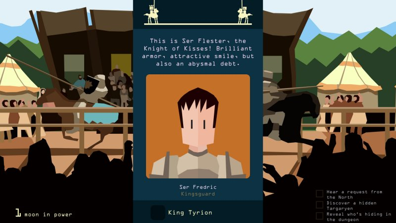 王权:权力的游戏截图第1张