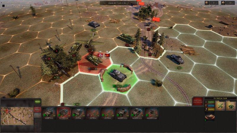 装甲策略截图第2张