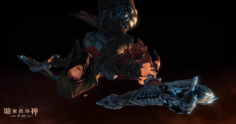 暗黑破坏神:不朽截图第3张