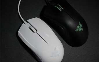 雷蛇(Razer) Abyssus 地狱狂蛇2014 游戏鼠标