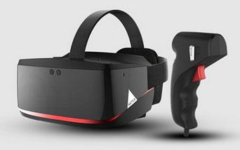 蚁视 虚拟现实3D 电脑游戏头盔 VR智能穿戴设备加体感游戏手柄