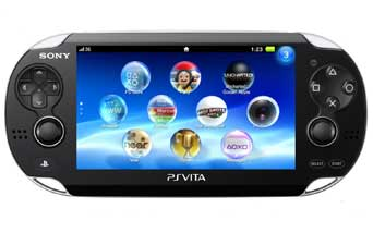 PlayStation Vita psv 掌上游戏机