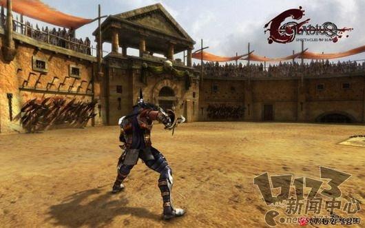 角斗士之剑游戏截图第1张