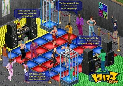 模拟人生online游戏截图第2张