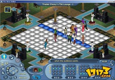 模拟人生online游戏截图第4张