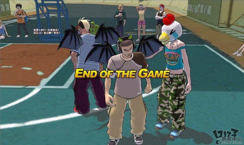 街头篮球截图第3张