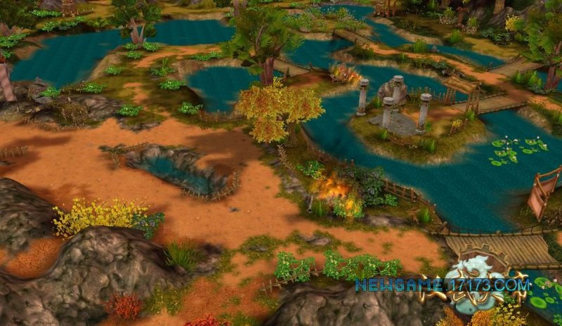 汉武大帝游戏截图第2张