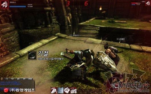 角斗士之剑游戏截图第3张